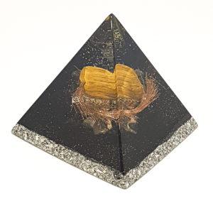 Orgonite Pirâmide