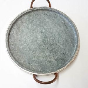 Forma de pizza Pedra Sabão