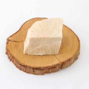 Pedra bruta Feldspato Bege
