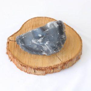 Pedra bruta Ágata