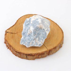 Pedra bruta Angelita