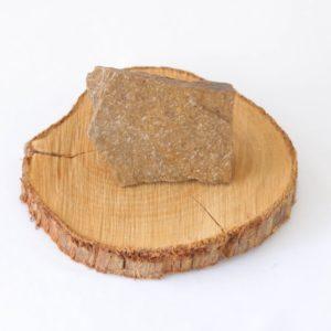 Pedra bruta Esteatita
