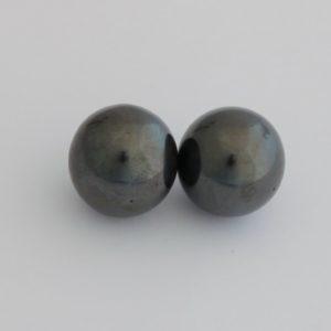 Par de esferas Hematitas Imantadas