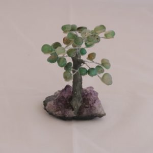 Árvore pequena Ágata Verde