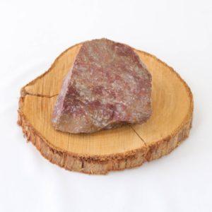 Pedra bruta Jaspe Lilás
