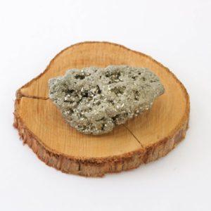 Pedra bruta Pirita