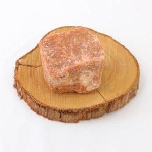 Pedra bruta Quartzo Laranja