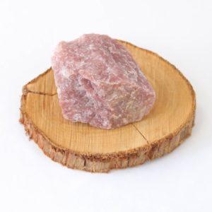 Pedra bruta Quartzo Morango
