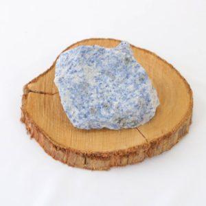 Pedra bruta Quartzo Azul Sodalítico
