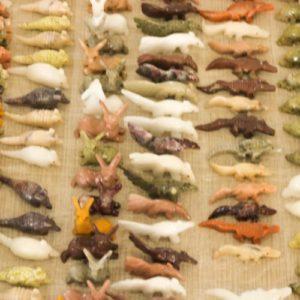 Esculturas de animais – Pedras Diversas