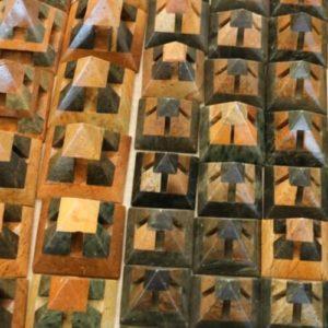 Pirâmides de Pedra Sabão