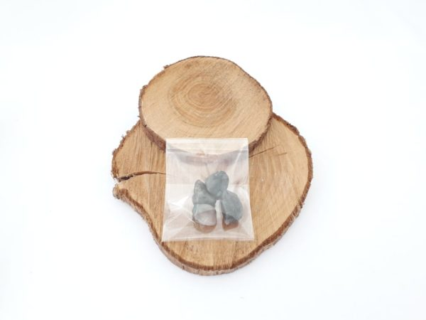 Esmeralda rolada – Pacote 50g (4 pedras) 3