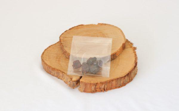 Granada rolada - Pacote 50 g ( 5 pedras) 3
