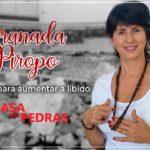Granada Piropo – Pedra para aumentar a libido